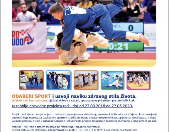 Plakat Odaberi sport  IMG_2677