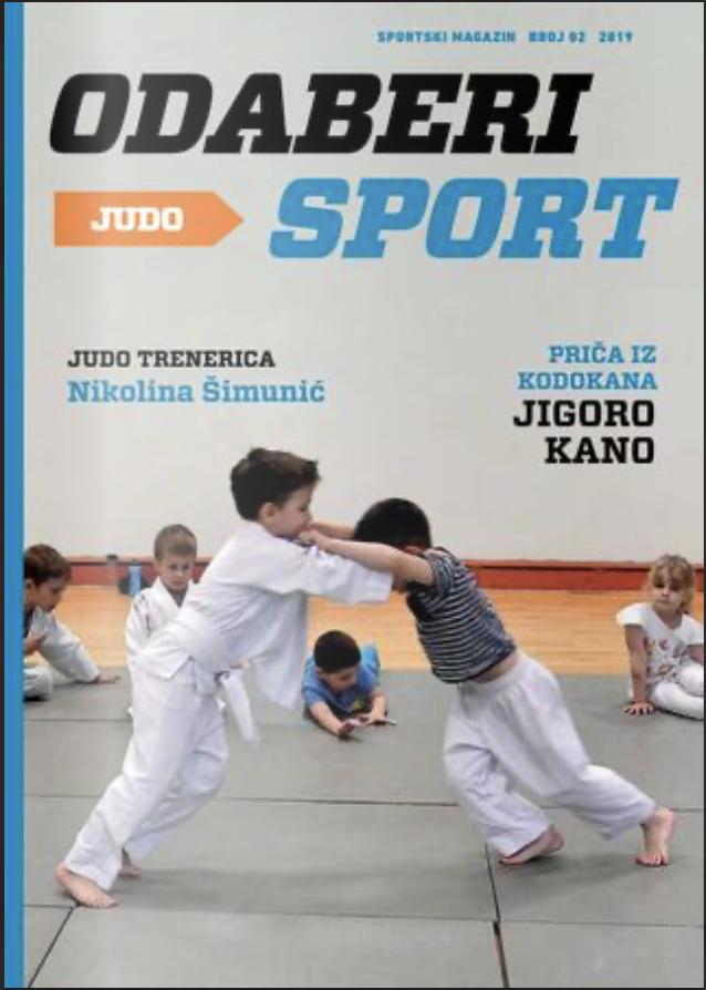 Odaberi sport: Judo - broj 2